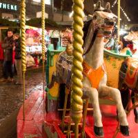 Illuminated Merry-Go-Round