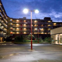 Ashcroft Square in Hammersmith