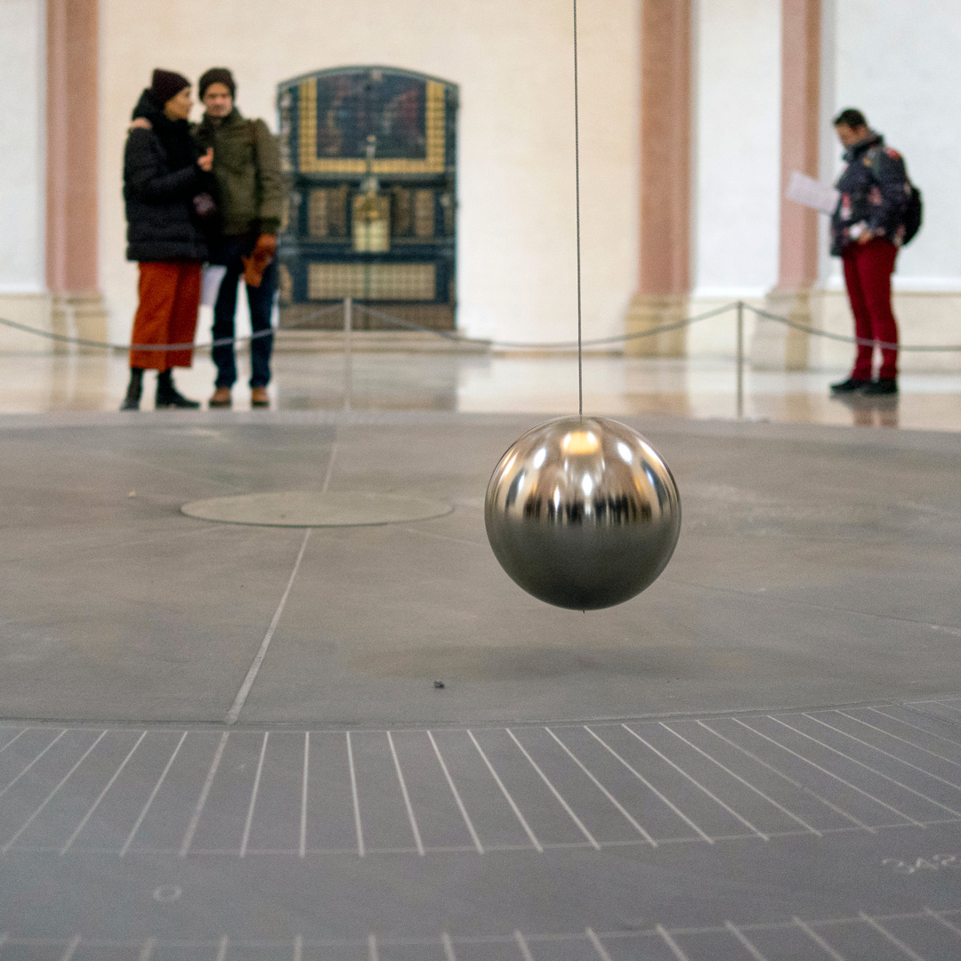 Gerhard Richter's Pendulum