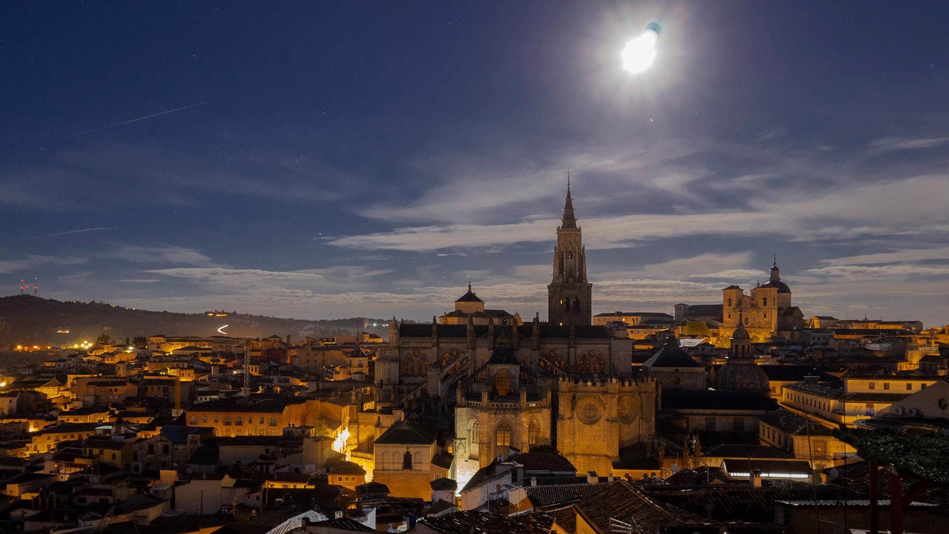 Evening in Toledo
